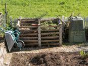 Gartenboden pflegen mit Kompost