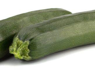 Zucchini aus dem Garten